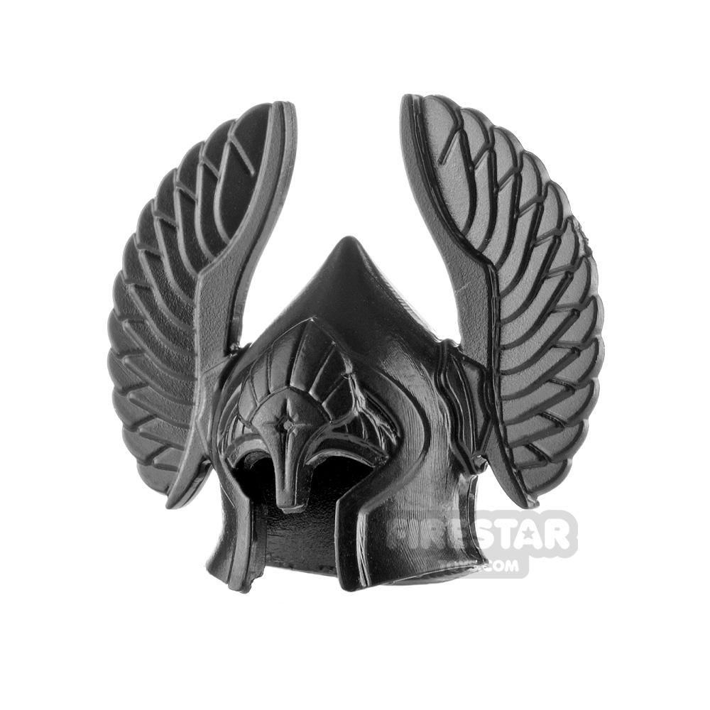 BrickRaiders Winged Viking Valkyrie Helmet