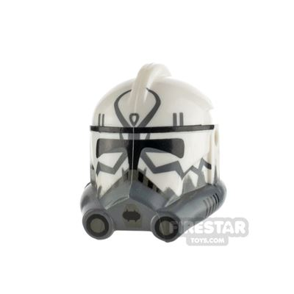 Clone Army Customs P2 Helmet Comet Dark Gray Print