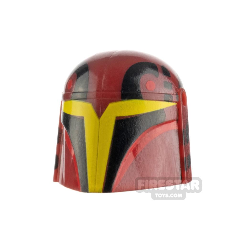Clone Army Customs Fem Mando Helmet Rook