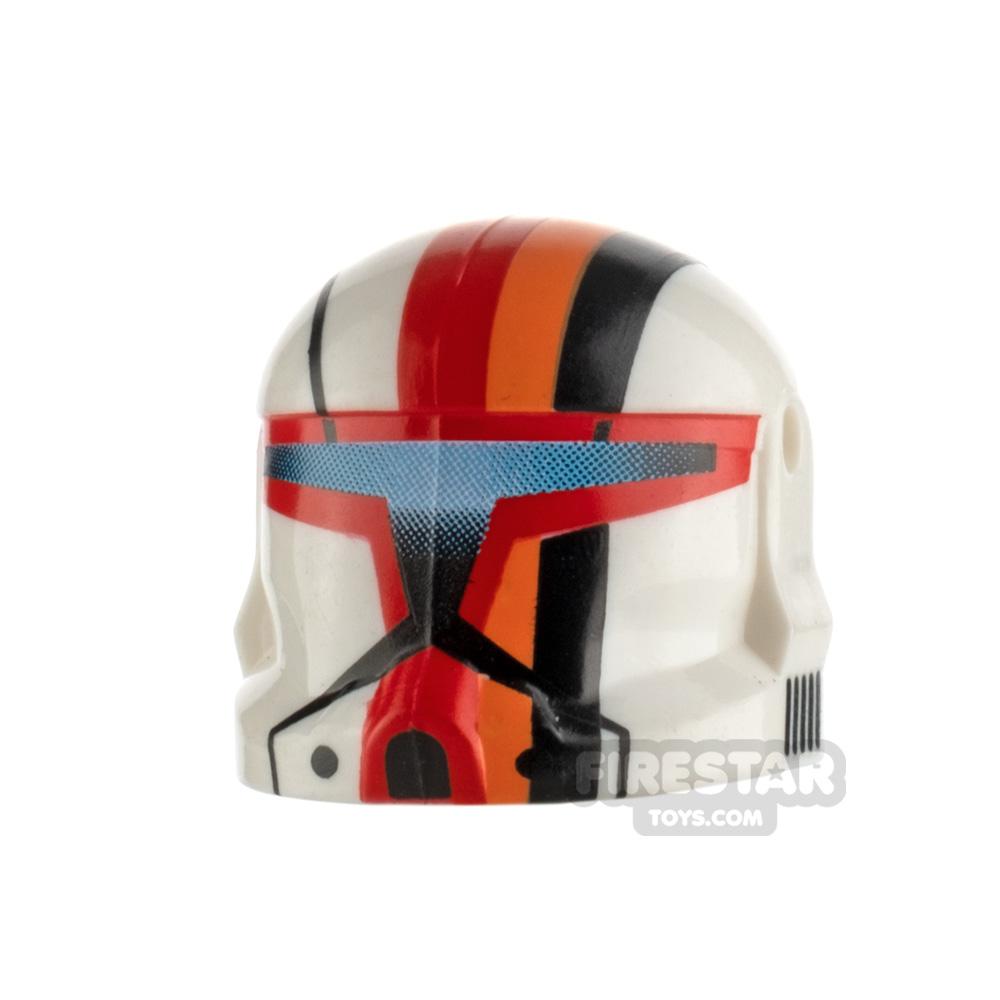 Clone Army Customs Commando Helmet Ion Captain