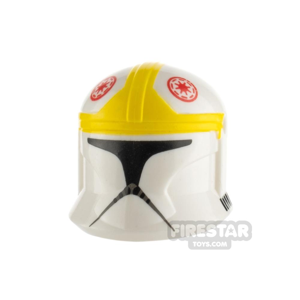 Clone Army Customs P1 Pilot Helmet Yellow Print