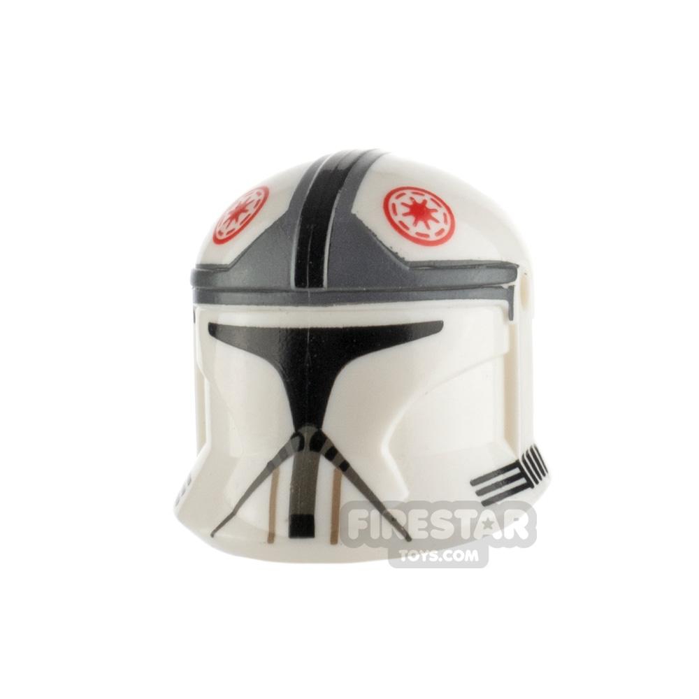 Clone Army Customs P1 Pilot Helmet Gold Leader Print
