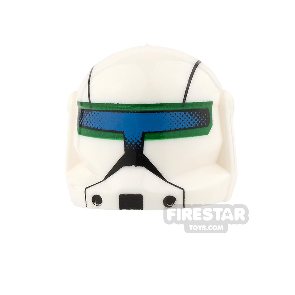Arealight - Commando DKT Helmet - White