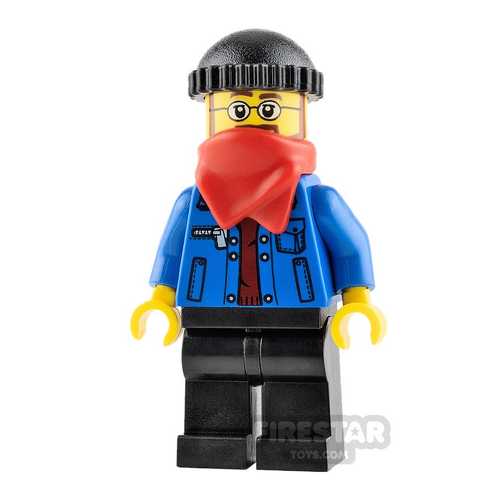 LEGO City Minifigure Bus Driver