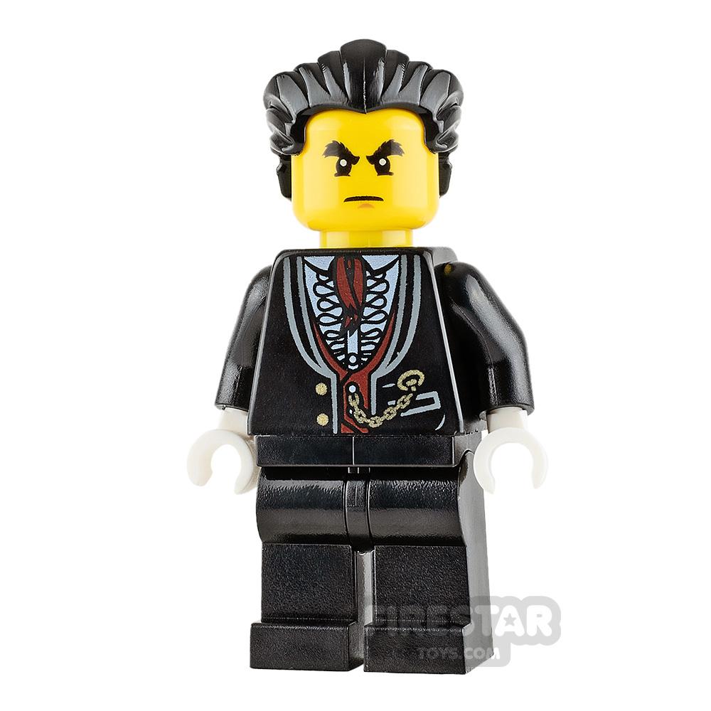LEGO City Minifigure Vampire
