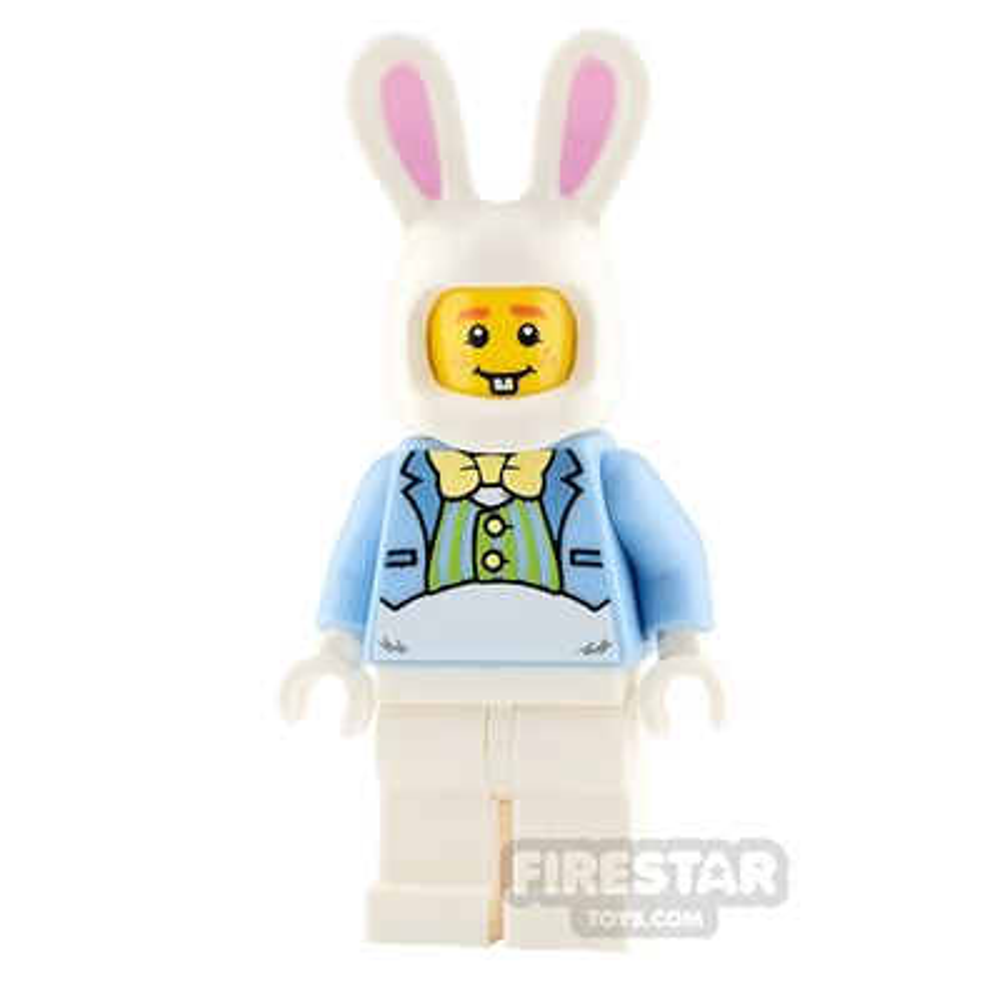 LEGO City Minifigure Easter Bunny Guy
