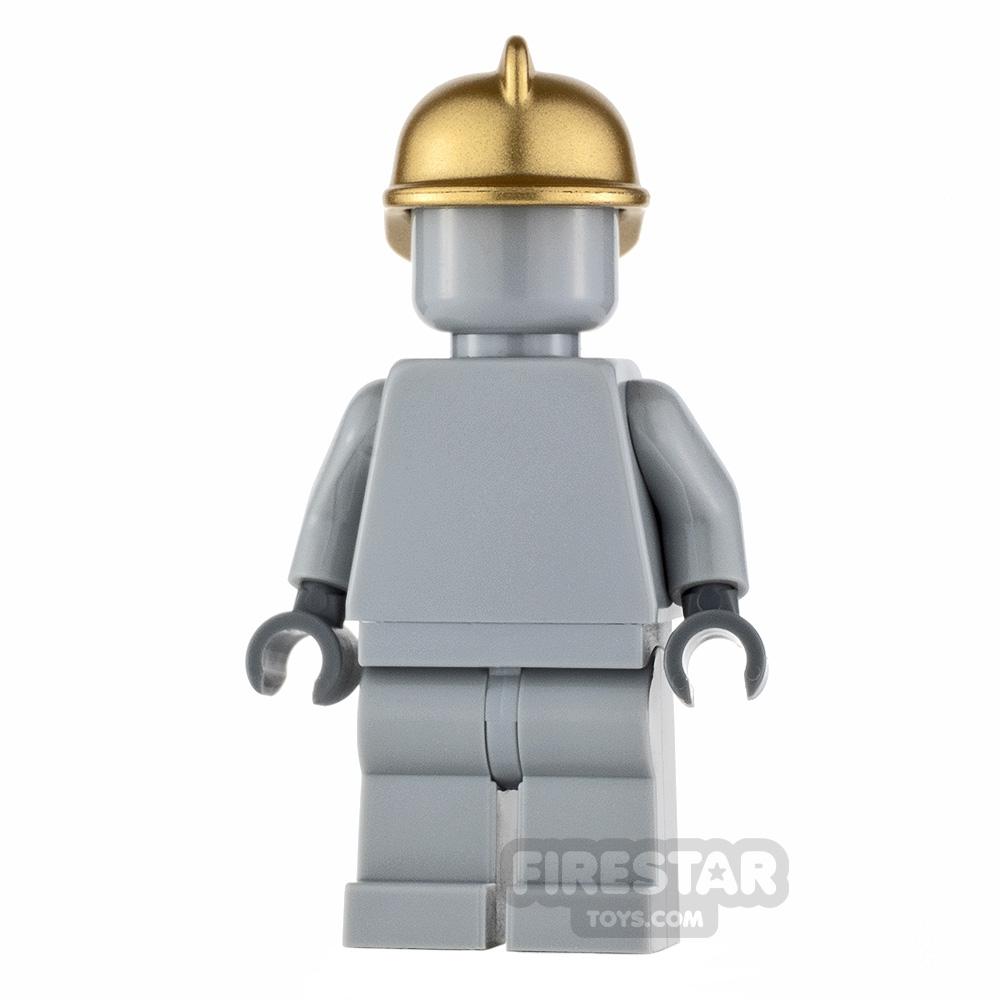 LEGO City Minifigure Firefighter Statue