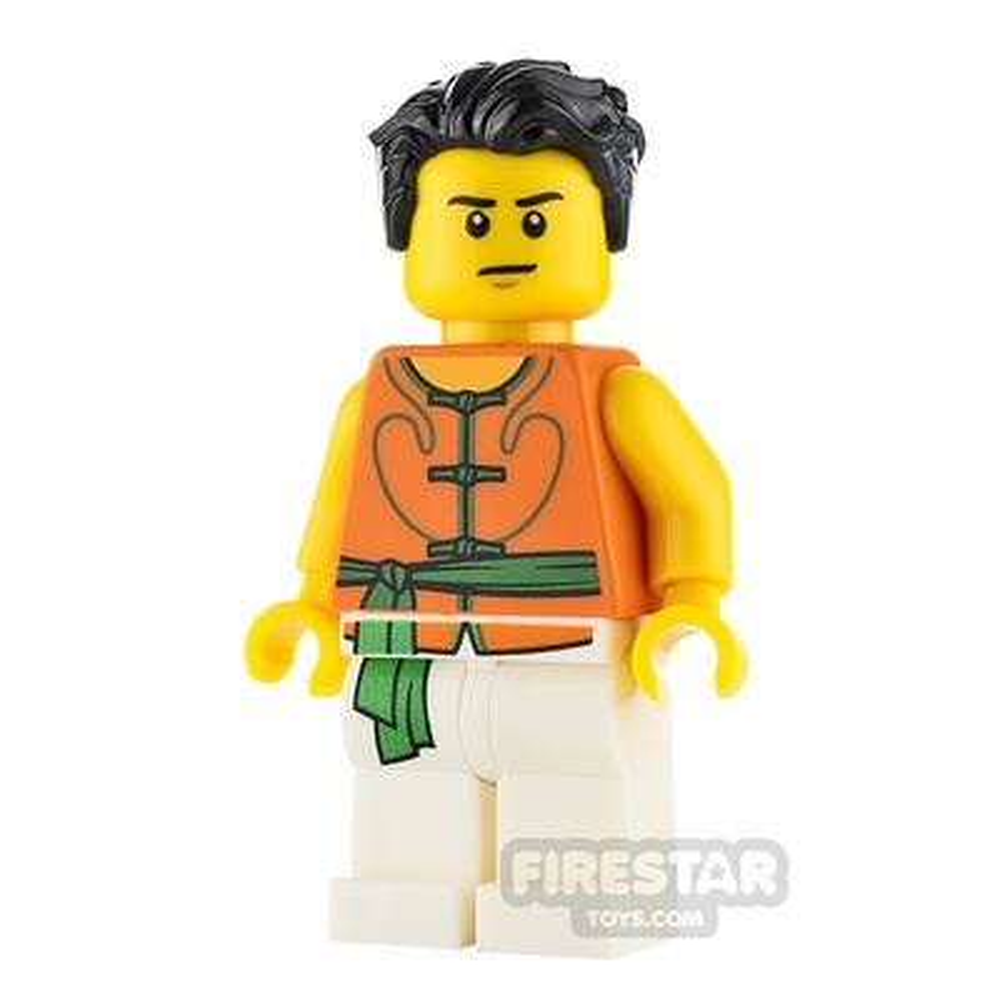 LEGO City Minifigure Dragon Boat Race Team Member 3