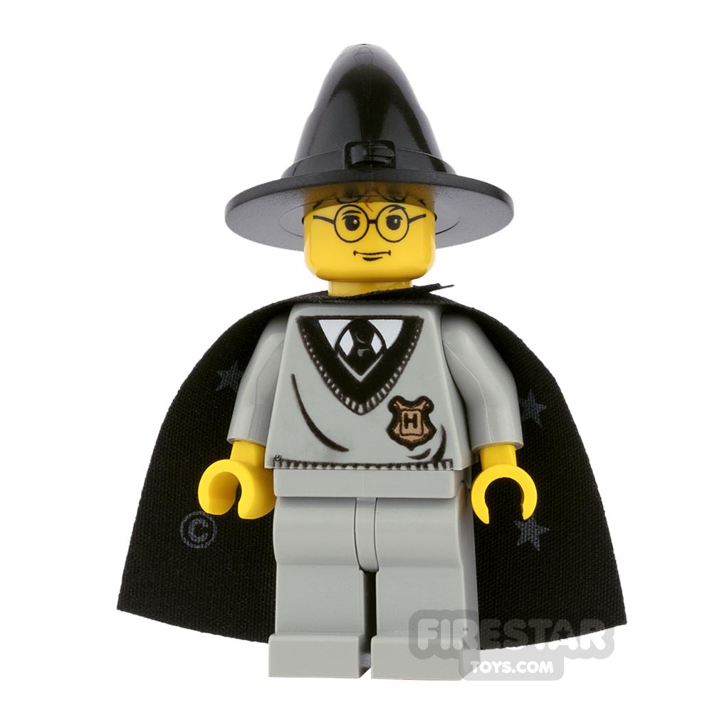 LEGO Harry Potter Mini Figure - Harry Potter - Cape with Stars