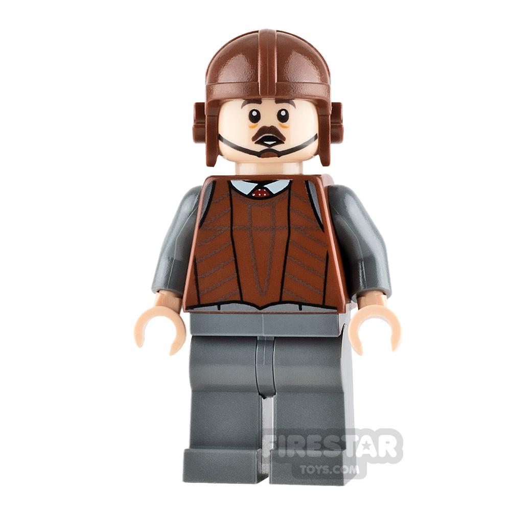 LEGO Harry Potter Minifigure Jacob Kowalski