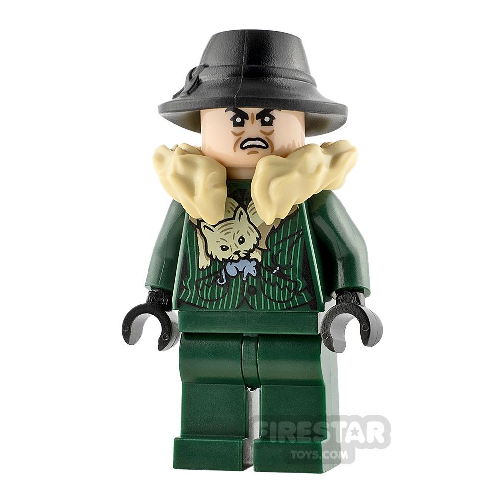 LEGO Harry Potter Minifigure Severus Snape Boggart