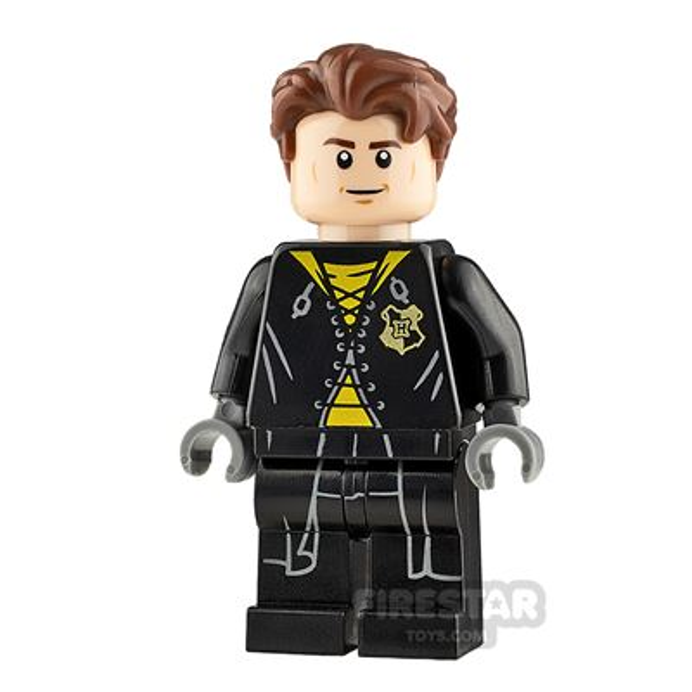 LEGO Harry Potter Minifigure Cedric Diggory Tournament Uniform