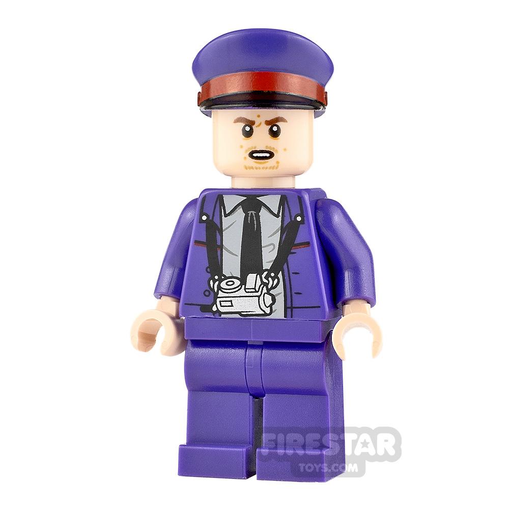LEGO Harry Potter Minifigure Stan Shunpike