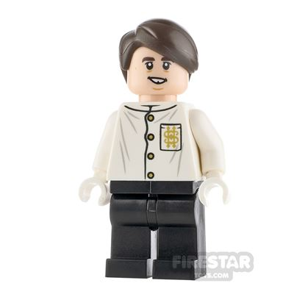 LEGO Harry Potter Minifigure Neville Longbottom White Shirt