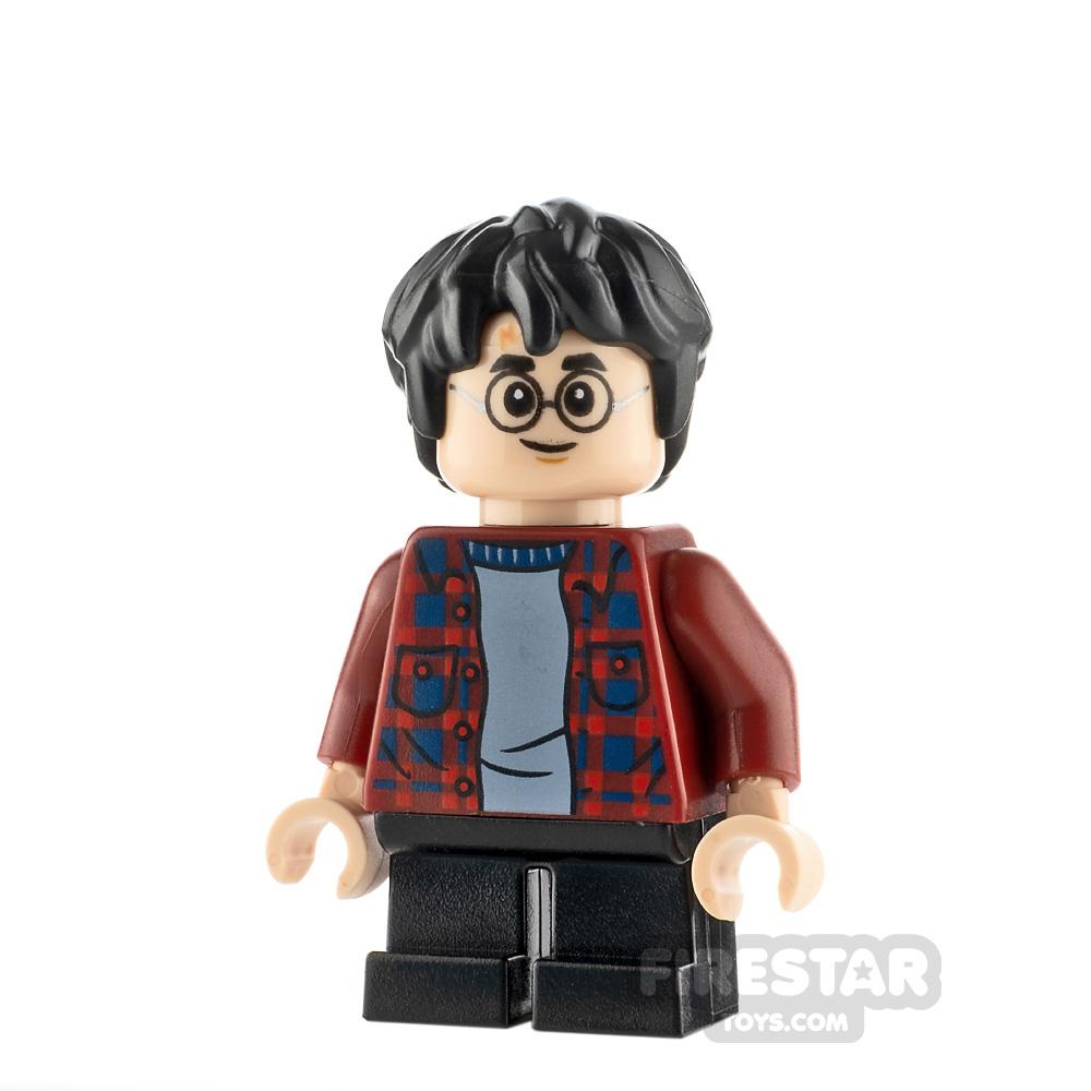 LEGO Harry Potter Minifigure Harry Potter Flannel Shirt