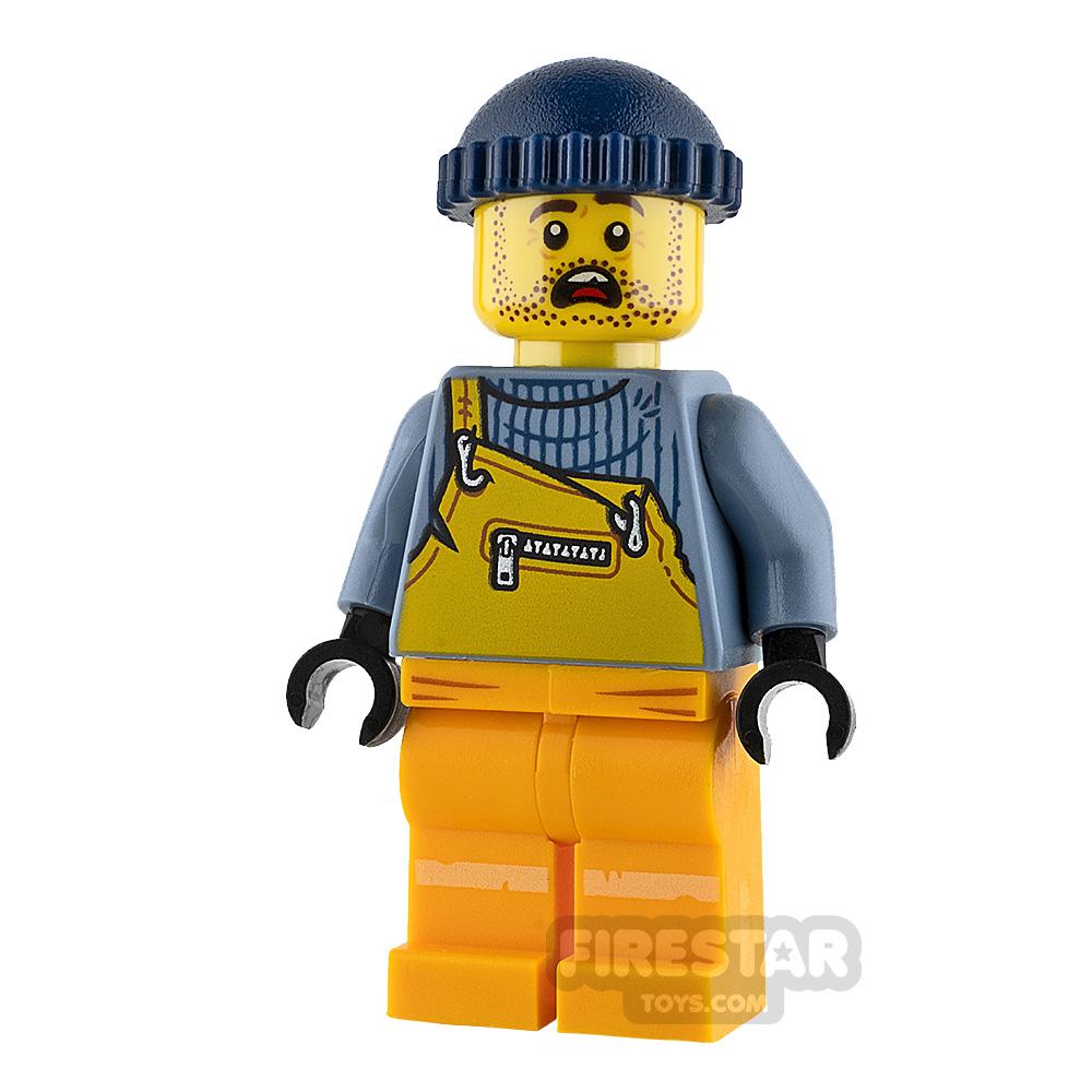 LEGO Hidden Side Minifigure Jonas Jr.