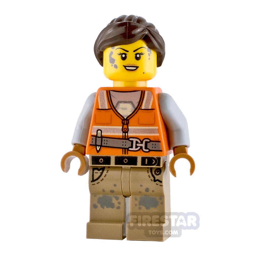 LEGO Hidden Side Minifigure Nanna