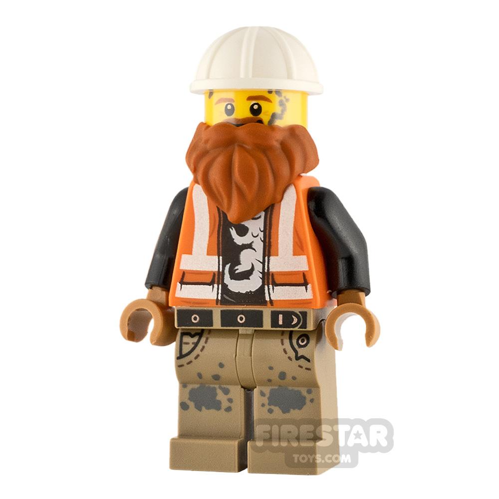 LEGO Hidden Side Minifigure Bill