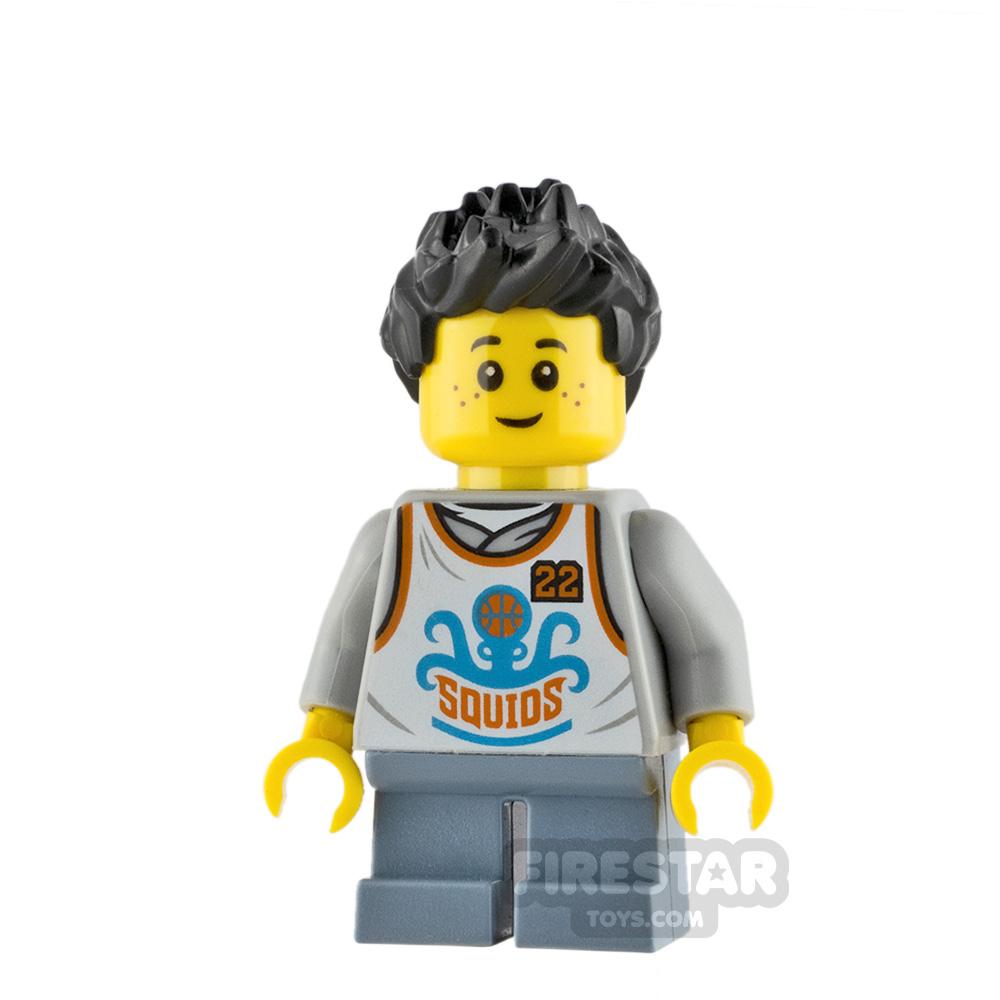 LEGO Hidden Side Minifigure Wade