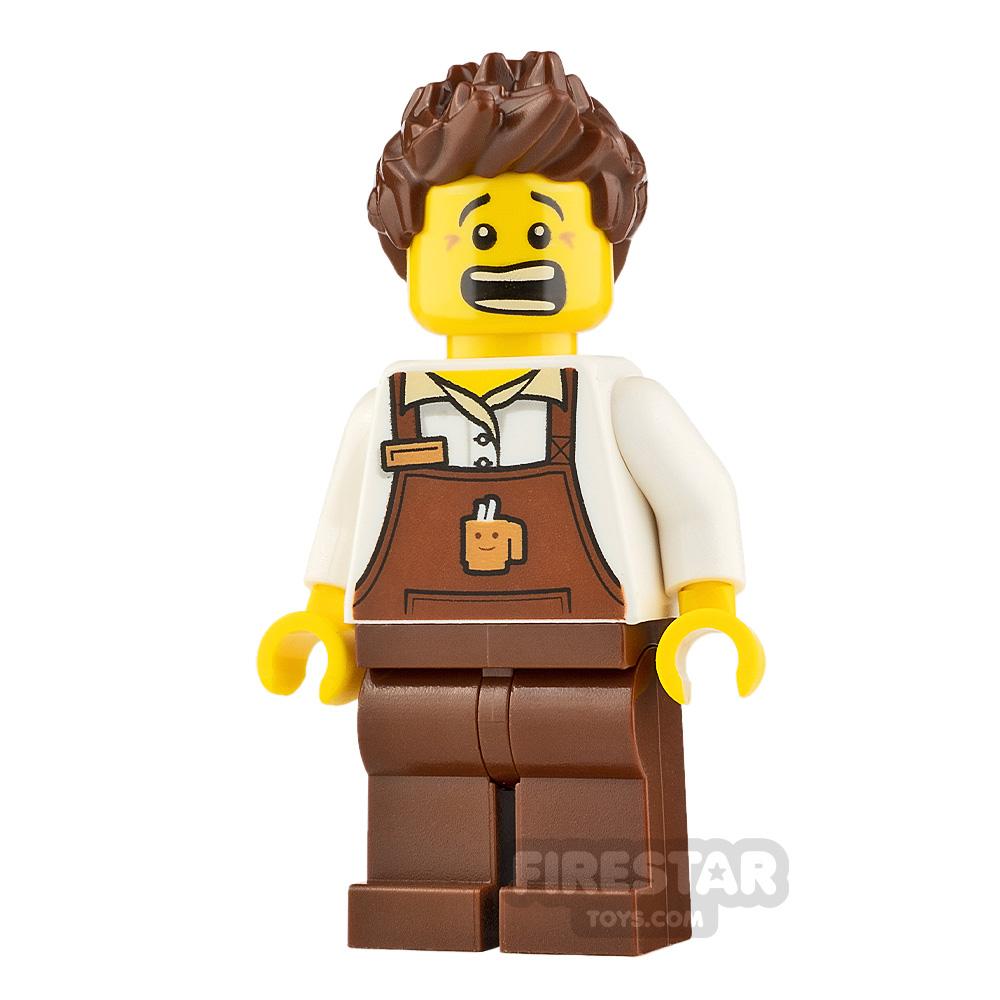 LEGO Hidden Side Minifigure Rocky