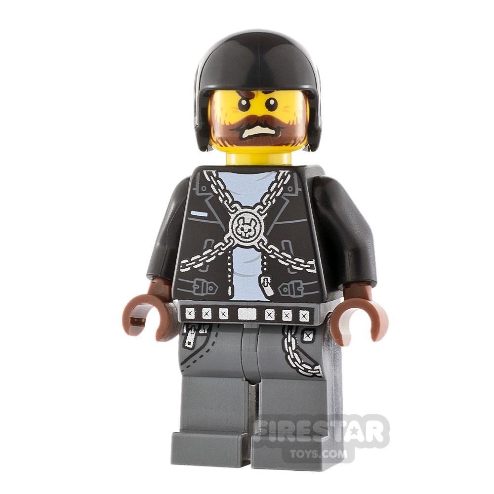 LEGO Hidden Side Minifigure Dwayne