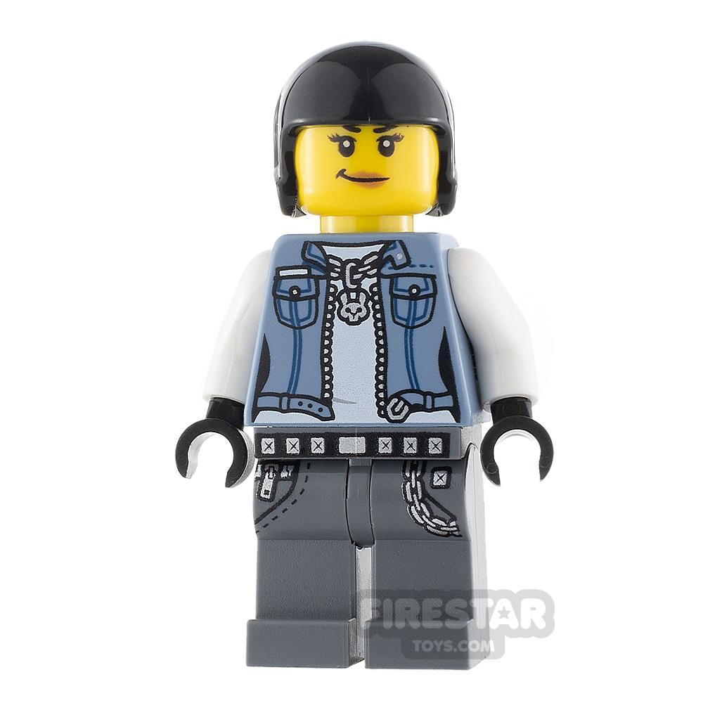LEGO Hidden Side Minifigure Joey