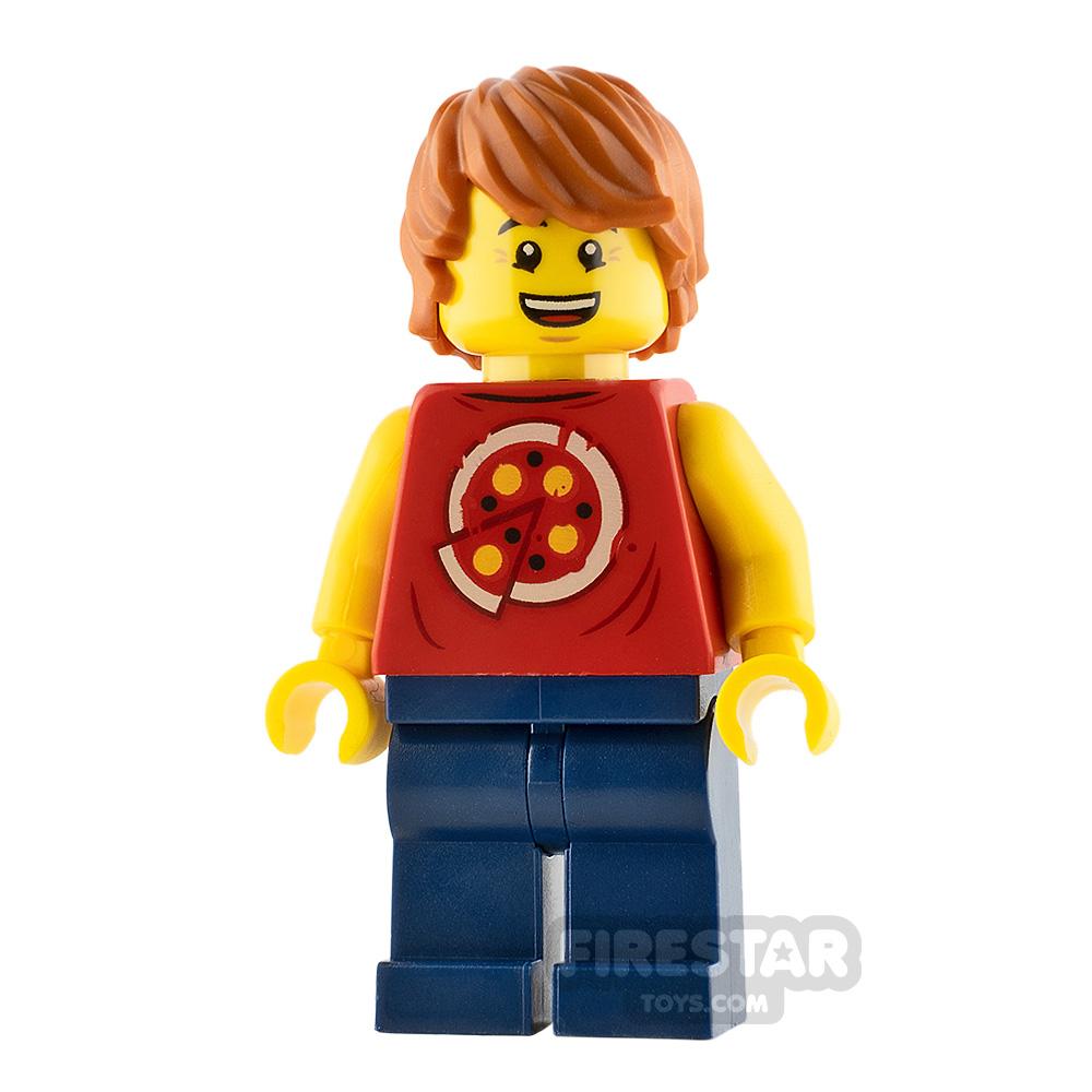 LEGO Hidden Side Minifigure Ronny