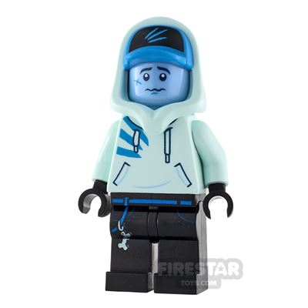 LEGO Hidden Side Minifigure Jack Davids