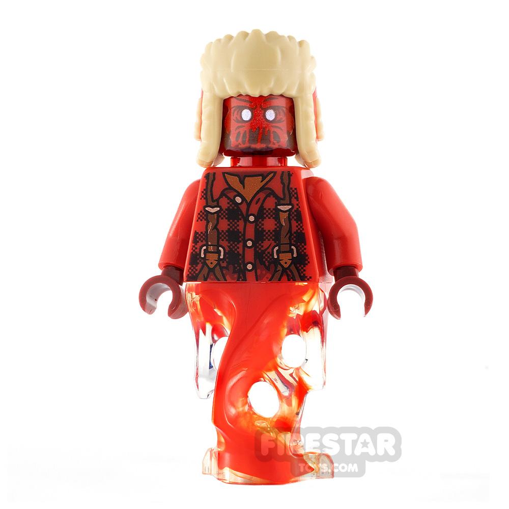 LEGO Hidden Side Minifigure Axel Chops