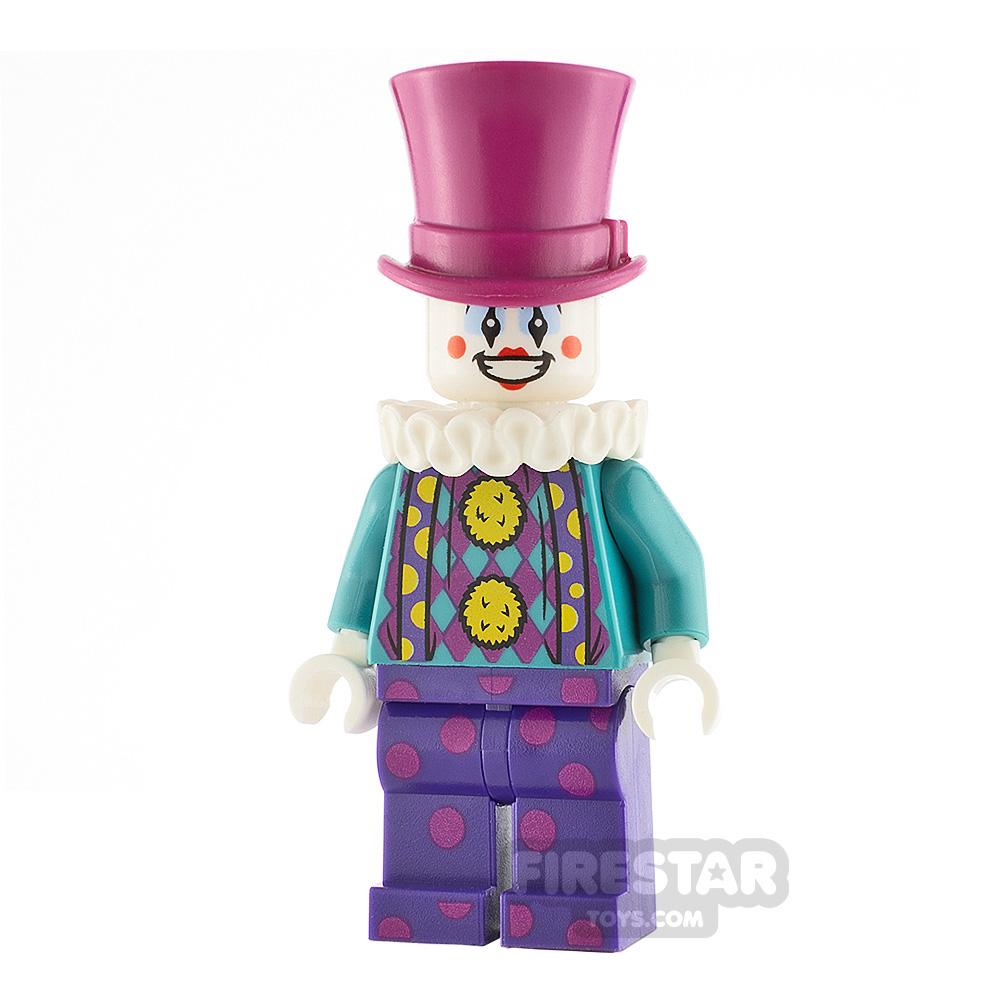 LEGO Hidden Side Minifigure Terry Top