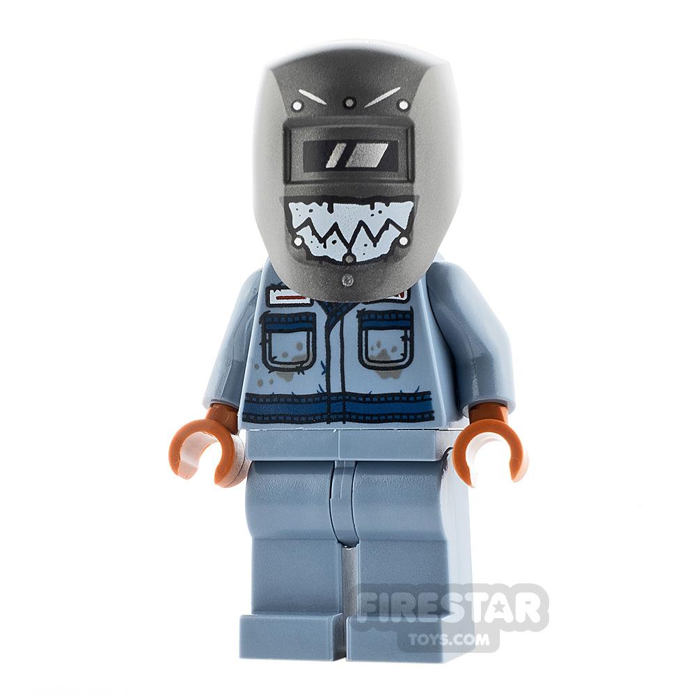 LEGO Hidden Side Minifigure Scott Francis