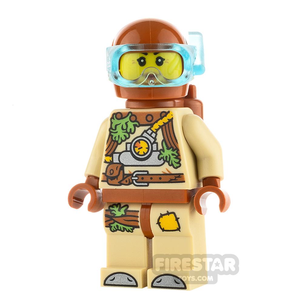 LEGO Hidden Side Minifigure Jennie Napo