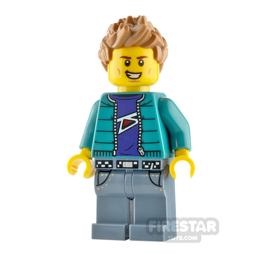 LEGO Hidden Side Minifigure Rami