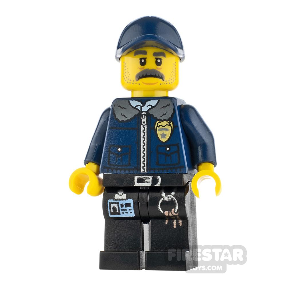 LEGO Hidden Side Minifigure Nate Lockem