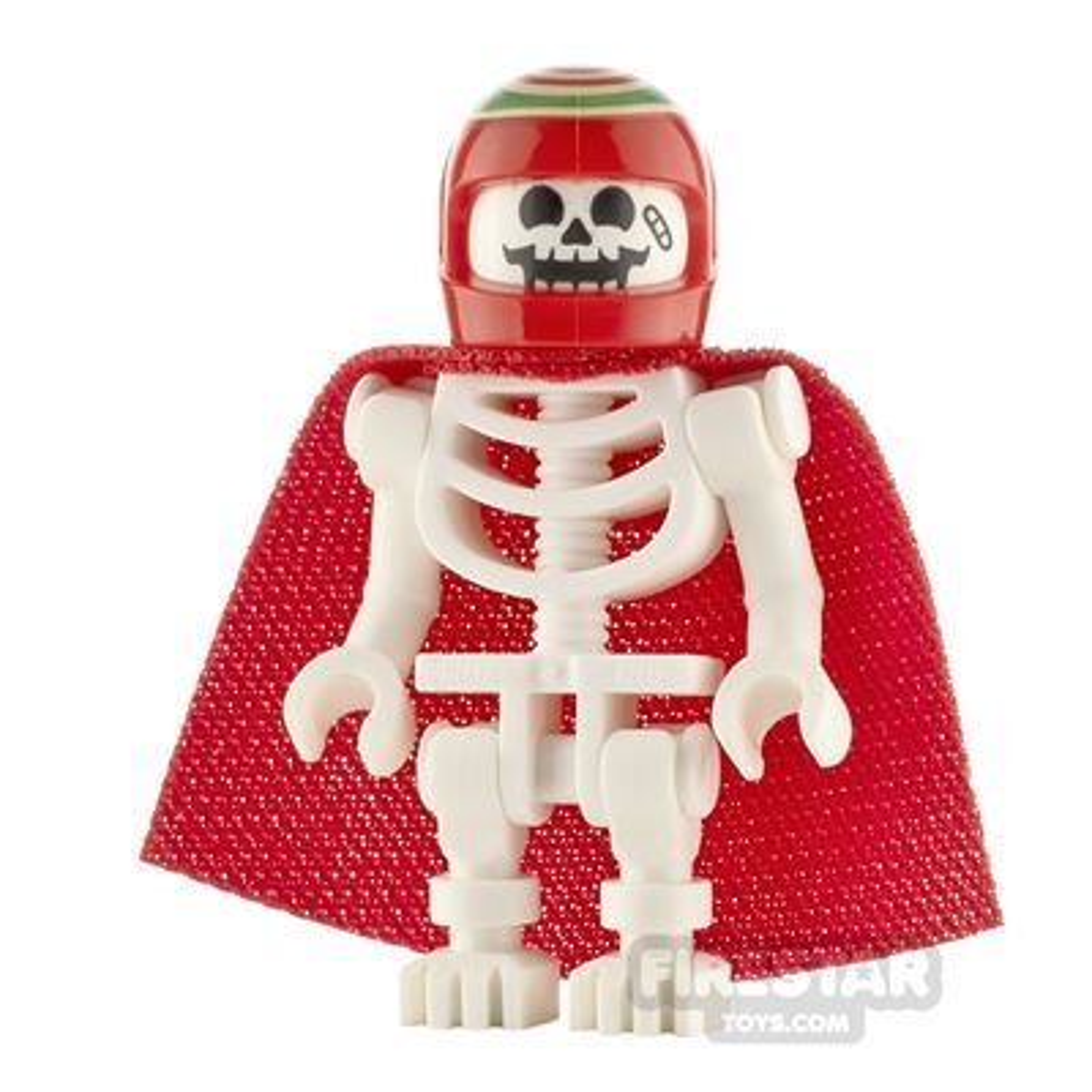 LEGO Hidden Side Minifigure Douglas Elton with Cape