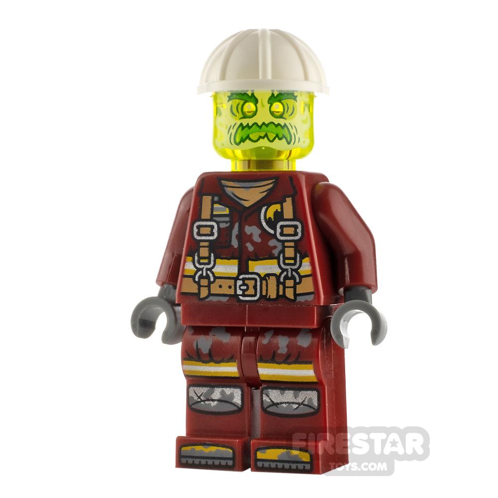 LEGO Hidden Side Minifigure Pete Peterson Possessed