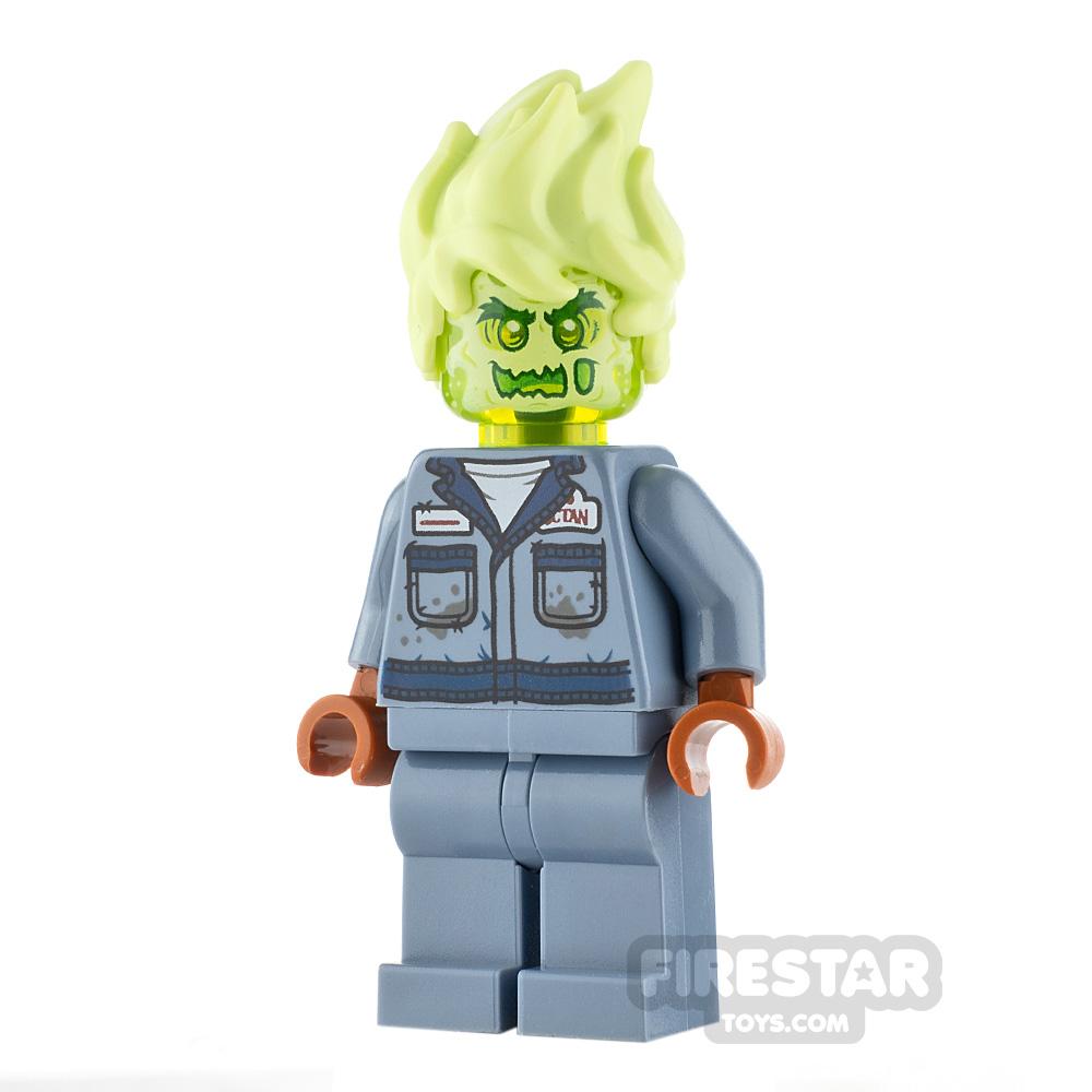 LEGO Hidden Side Minifigure Scott Francis Possessed