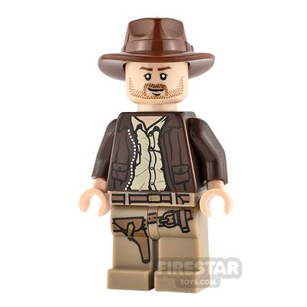 LEGO Indiana Jones Mini Figure - Indiana Jones