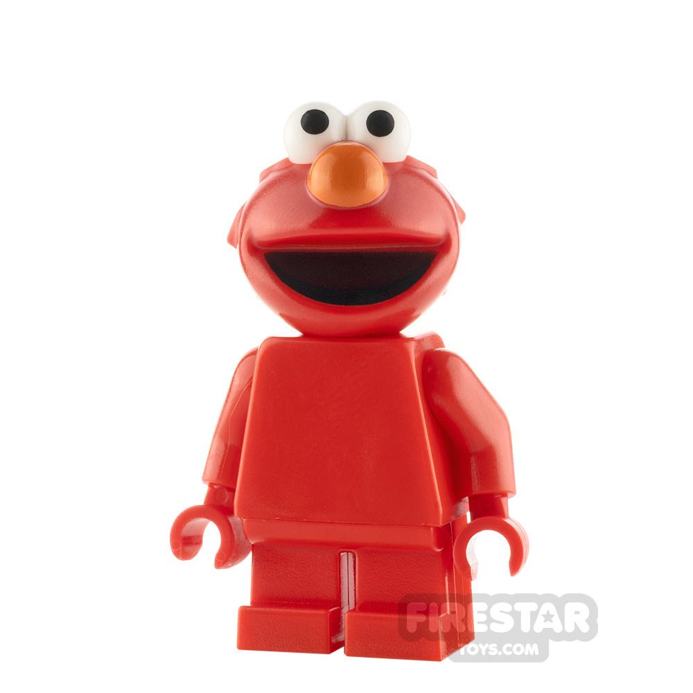 LEGO Ideas Sesame Street Elmo