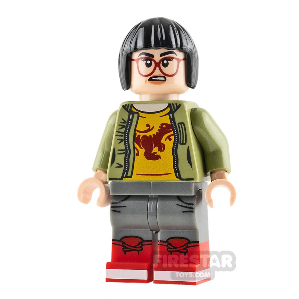 LEGO Jurassic World Figure - Zia Rodriguez