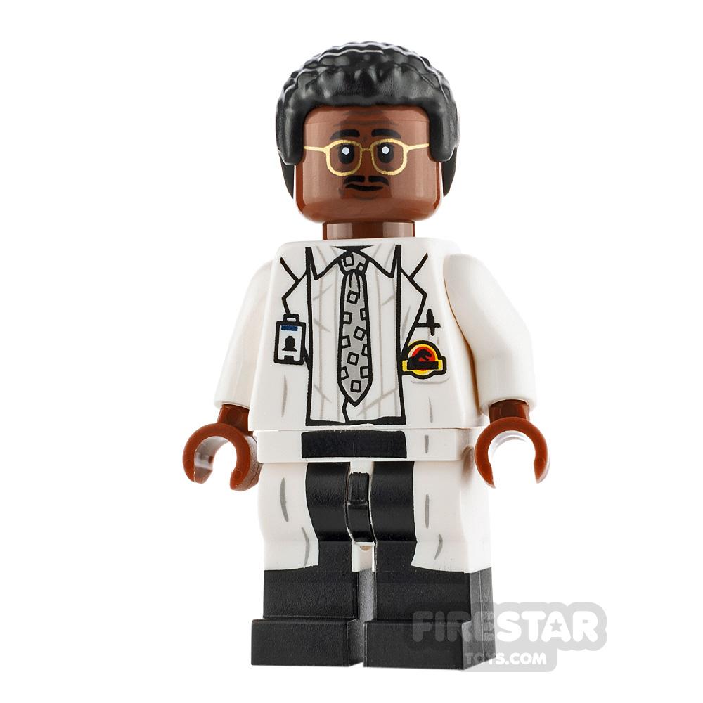 LEGO Jurassic World Figure Ray Arnold