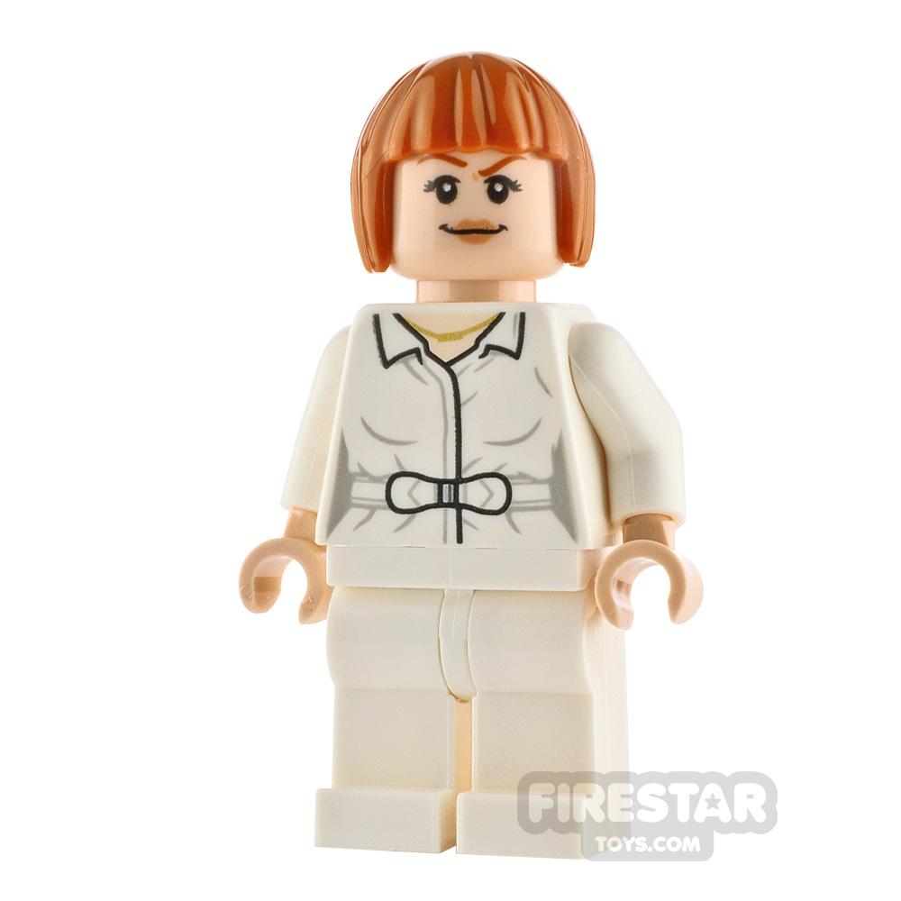 LEGO Jurassic World Figure Claire Dearing Closed Shirt