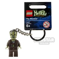 LEGO Key Chain Monster Fighters The Monster