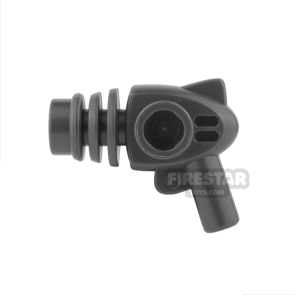 LEGO Gun - Ray Gun - Pearl Dark Gray