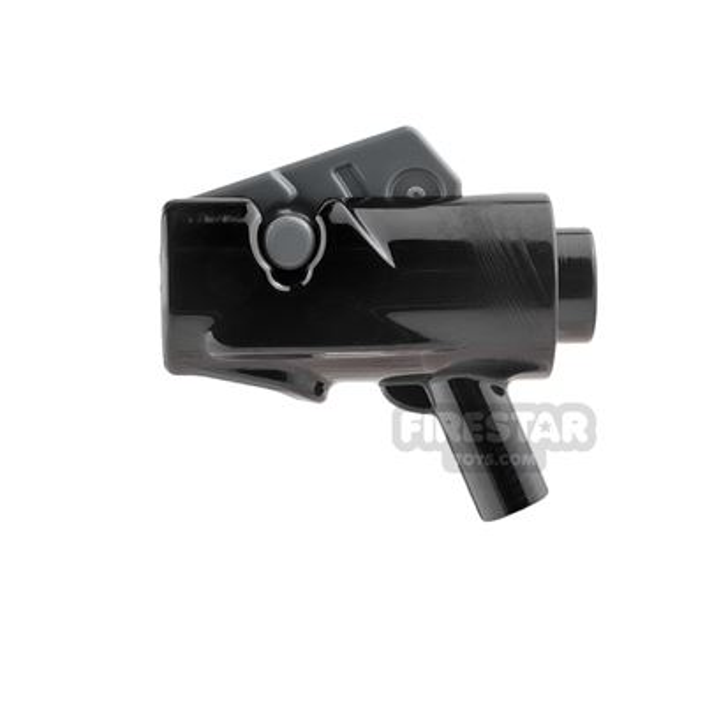 LEGO Gun - Star Wars Firing Blaster - Black