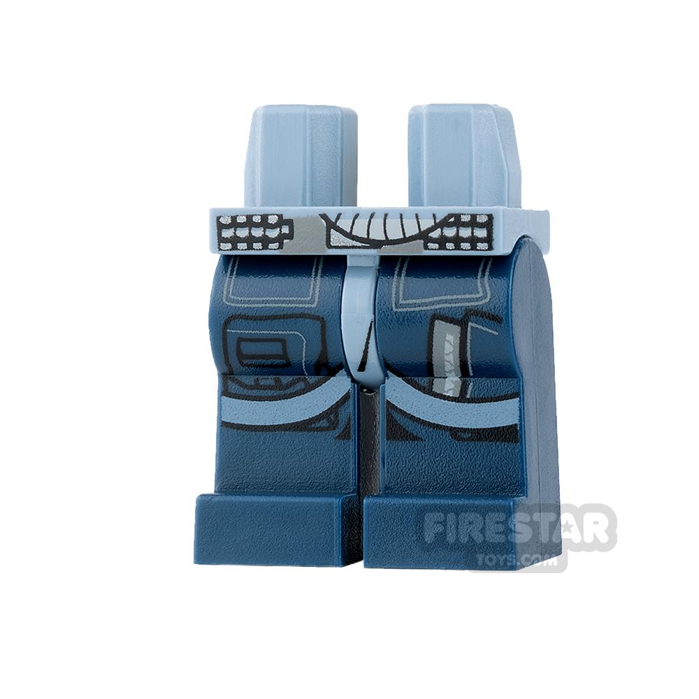 LEGO Mini Figure Legs - Y-Wing Pilot