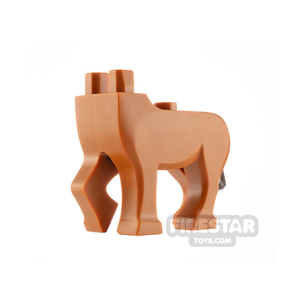 LEGO Minifigure Legs Centaur