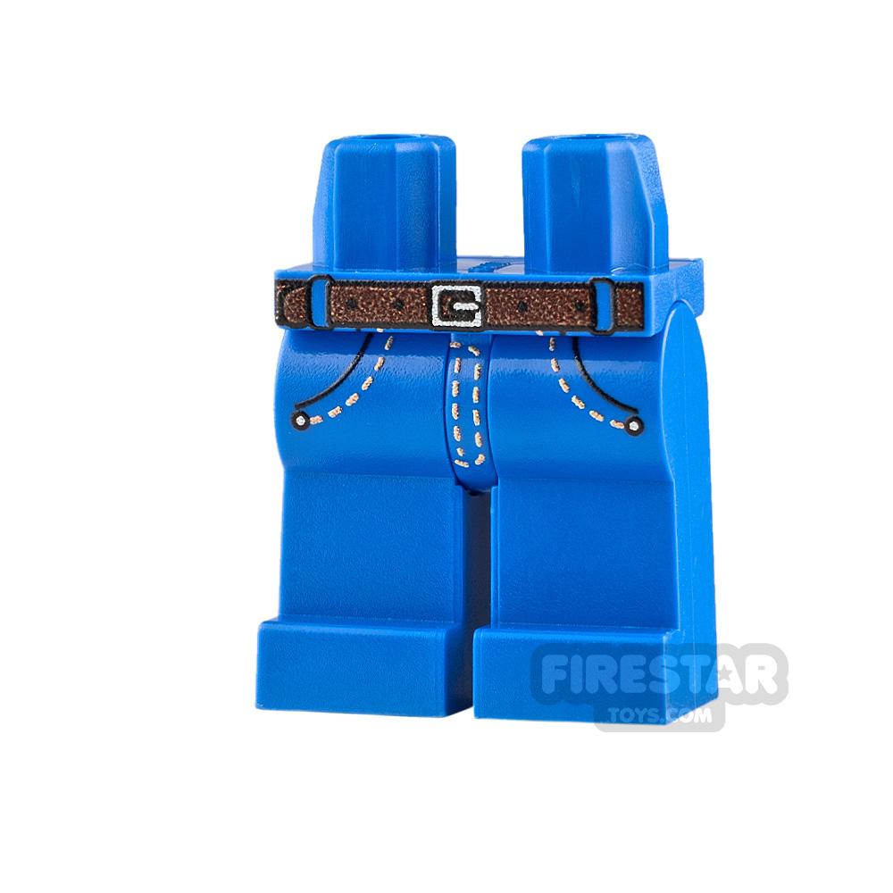 Custom Design Legs - Jeans - Blue