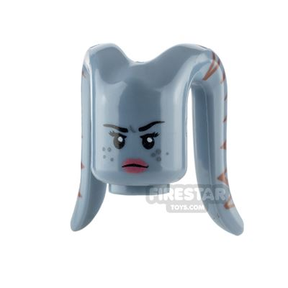 Arealight Minifigure Heads Ayl Face