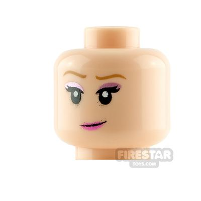 LEGO Minifigure Heads Smile and Wink